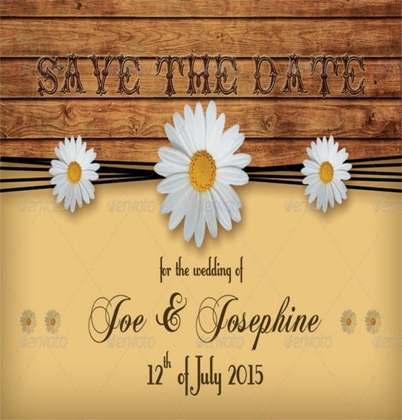 save the date country wedding reception invitation set0a