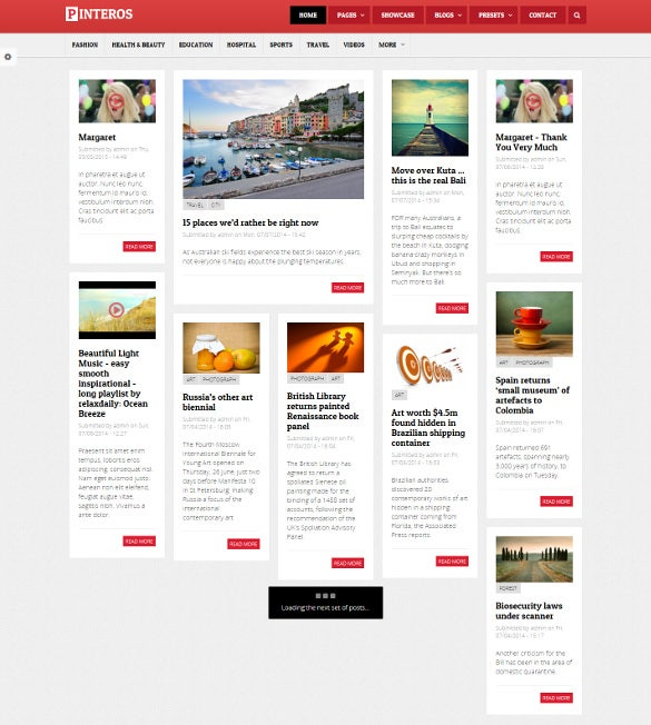 drupal responsive creative theme