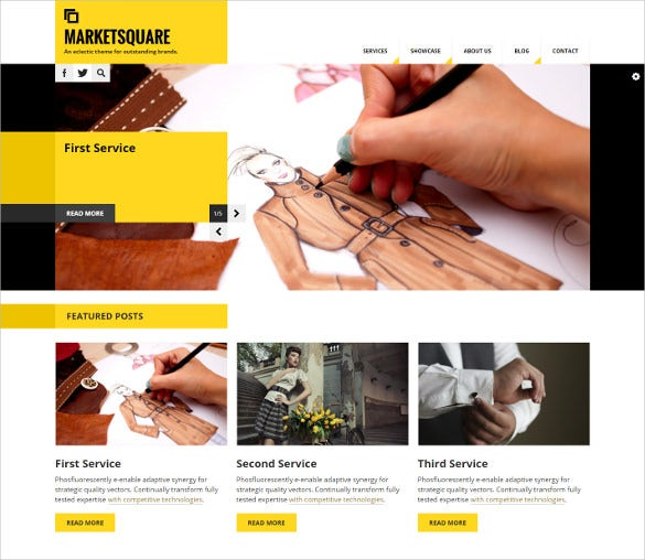 marketsquare drupal creative theme