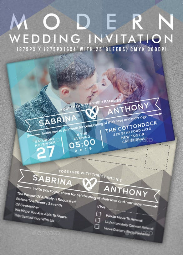 celebrating of there love marriage wedding invitation