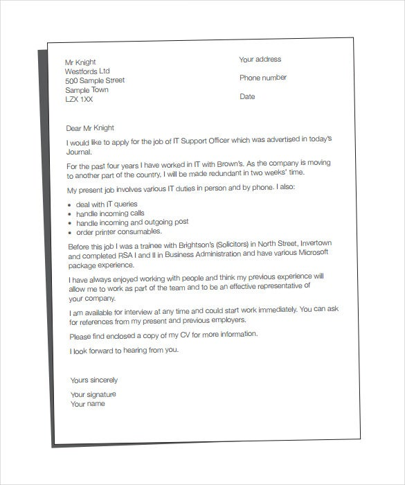 best free cover letter template mersn proforum co