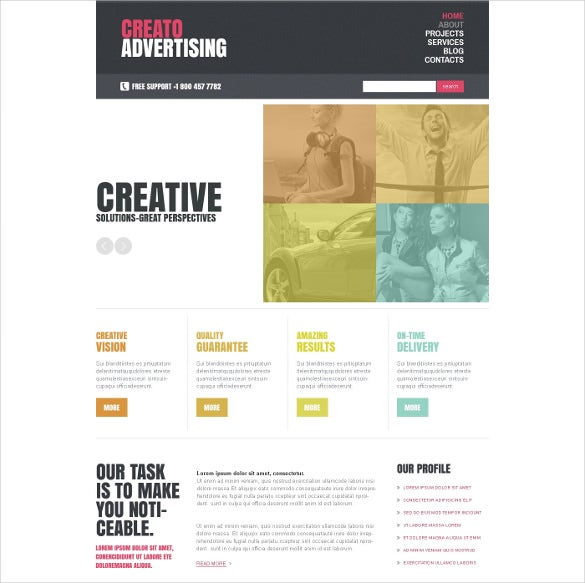 how to make responsive ad html5 google web designer