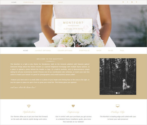 montfort genesis child wordpresstheme