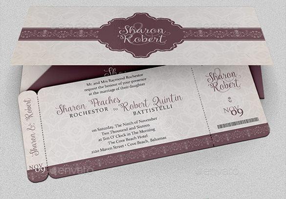 wedding anniversary celebration boarding pass