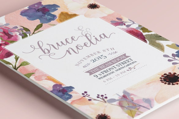 wedding invitation usa