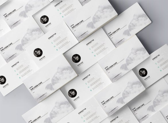 Branding Identity PSD Set