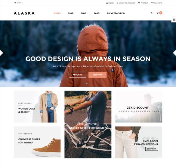 ap alaska shopify responsive ecommerce theme