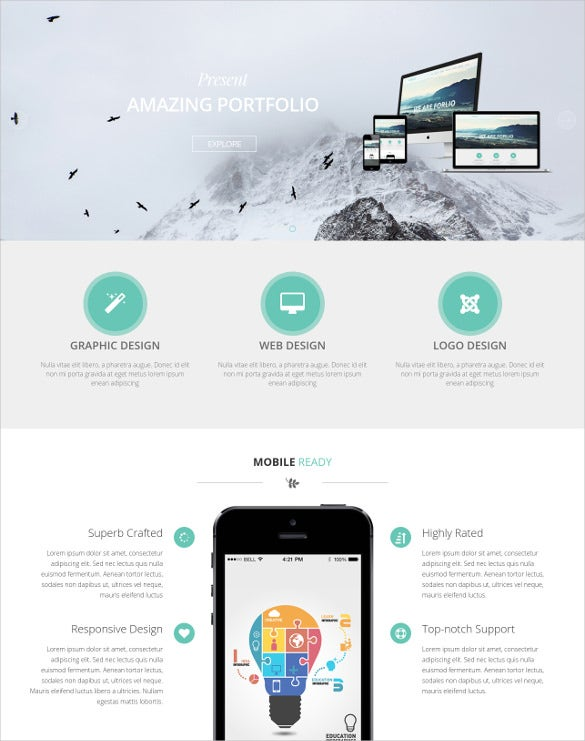 multipurpose corporate joomla template