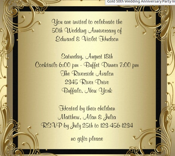 22  wedding party invitation templates
