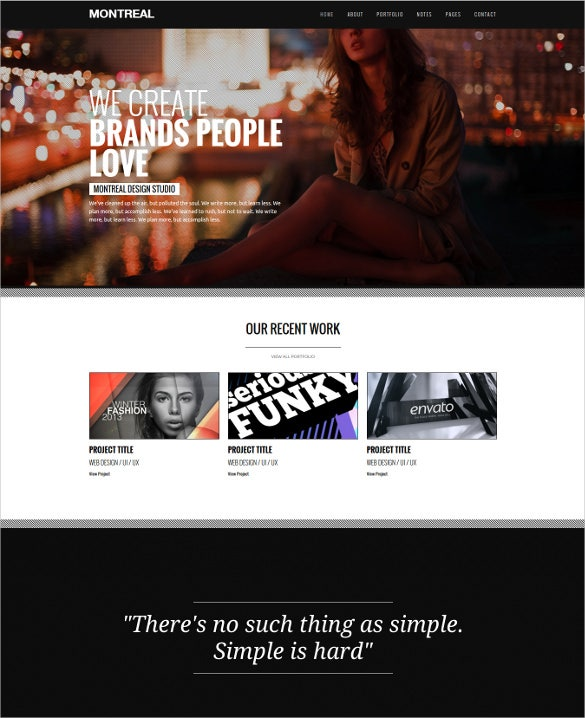 responsive creative drupal php theme