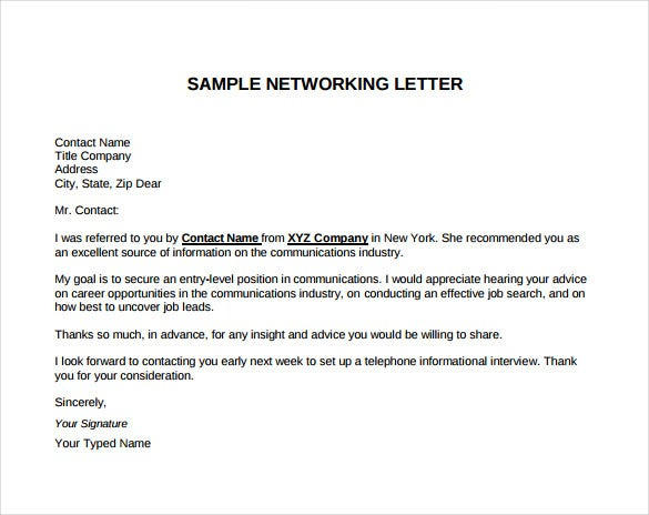 Entry Level Cover Letter Template – 10+ Free Pdf Documents