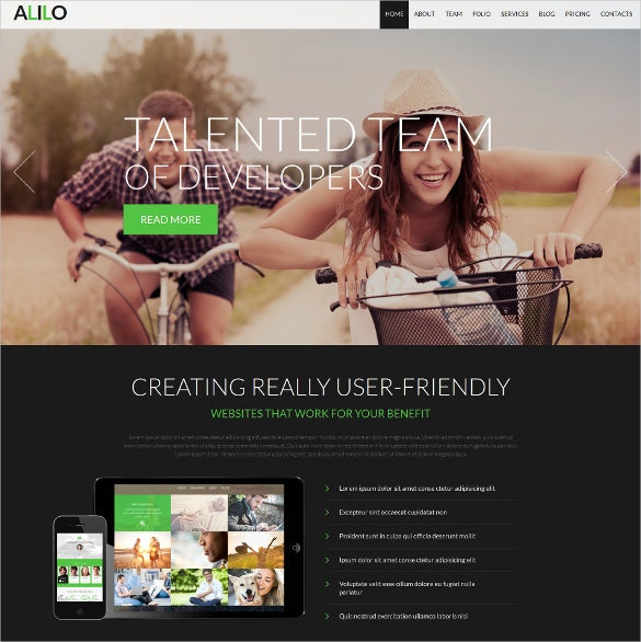 creative design studio joomla website template