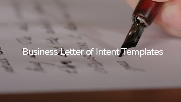businessletterofintenttemplates