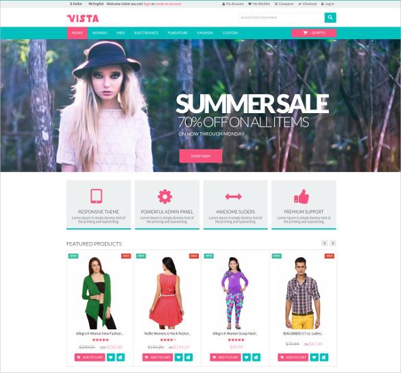 creative premium ecommerce responsive prestashoptheme