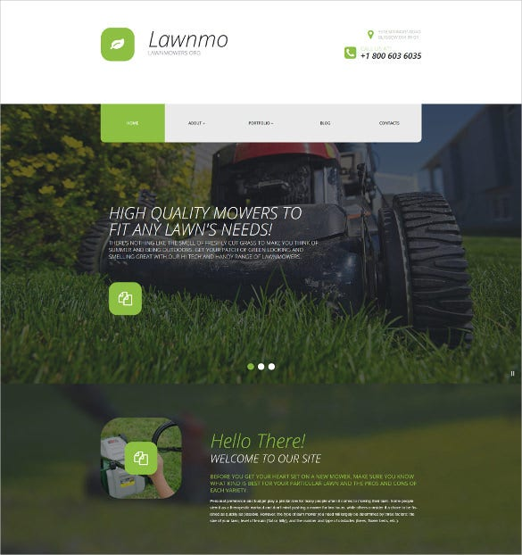 corporate responsive bootstrap template
