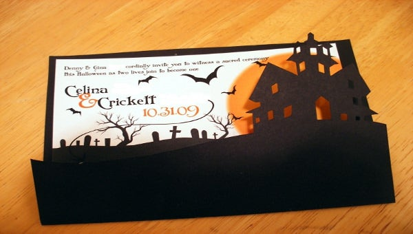 halloweenweddinginvitation