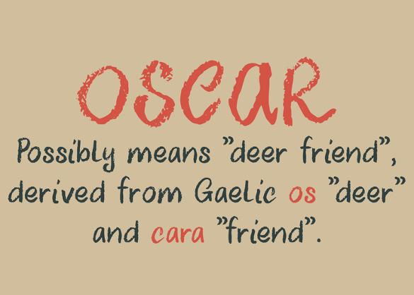 Wednesday (February 3rd) Uncle Oscar