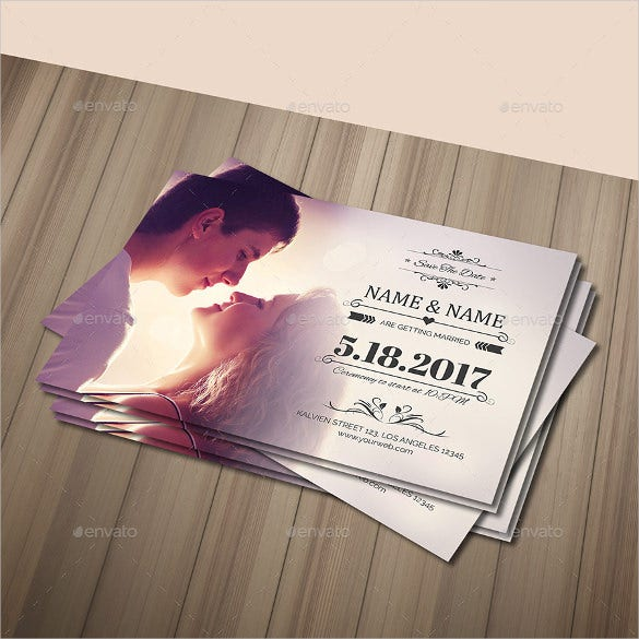 Postcard invitation template free diabetesmangfo wedding postcard template free psd vector eps ai format invitation templates stopboris Image collections