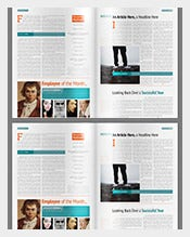 8-Page-A3-Company-Newsletter