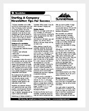 Company-Newsletter-Template-PDF-Format