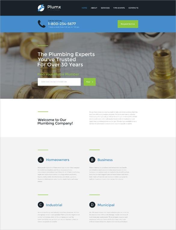 19 corporate website themes amp templates free amp premium