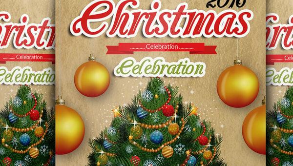 christmas celebration invitation for all
