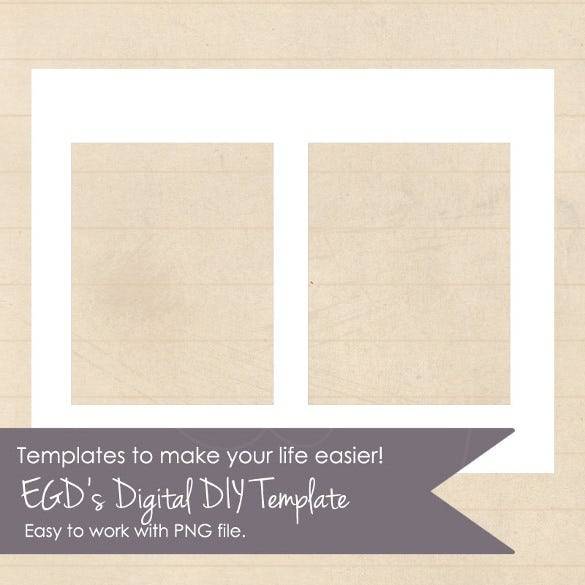 rsvp blank postcard template