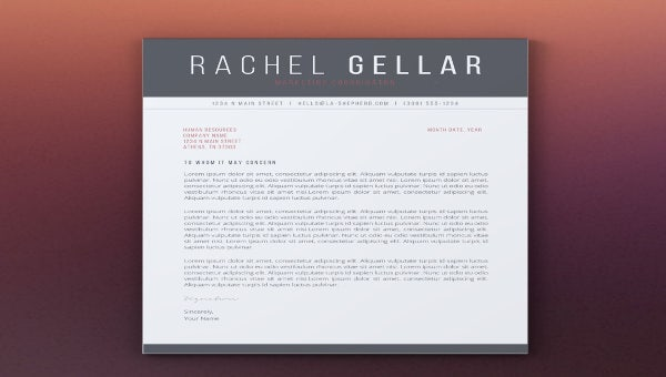 fax cover letter template1