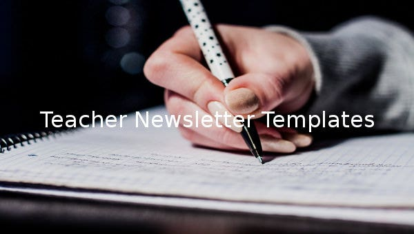 teachernewslettertemplates