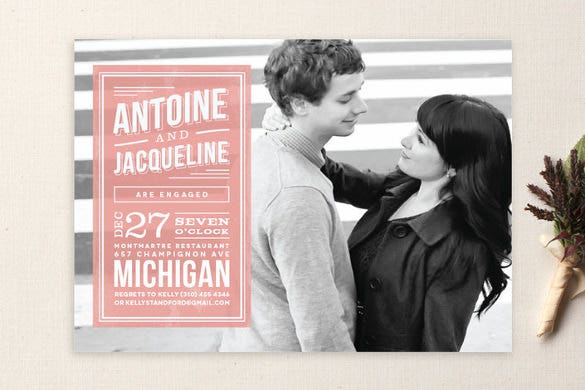 romantic superhero wedding party invitation