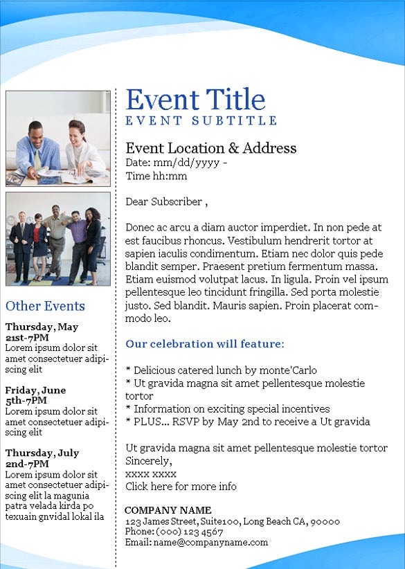 Corporate event invitation template orderecigsjuicefo 12 exceptional email invitation templates free sample example invitation templates stopboris Gallery