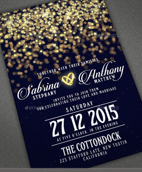 beautiful wedding invitation wording template