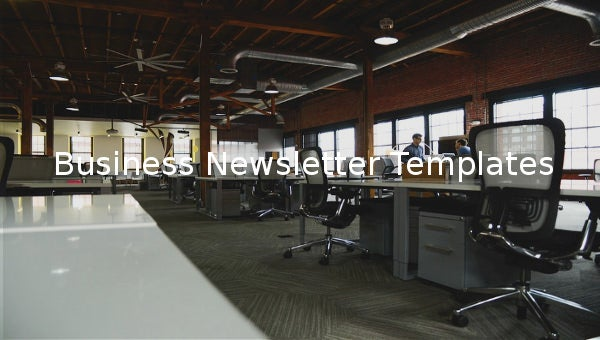 business newsletter templates1