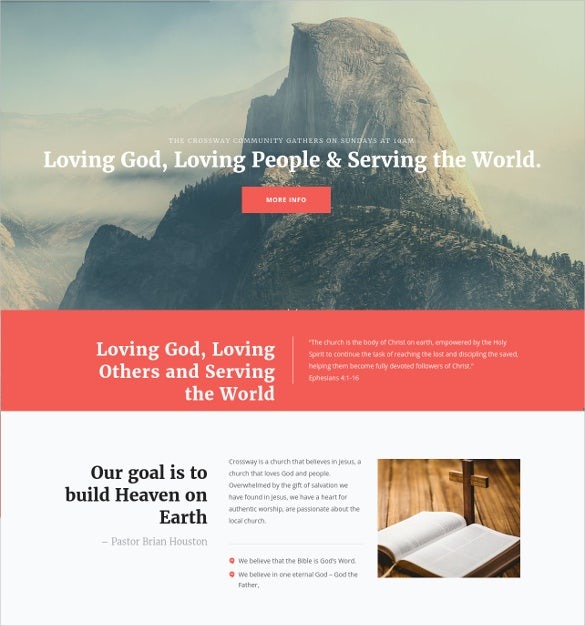 church religion non profit wordpress template 53