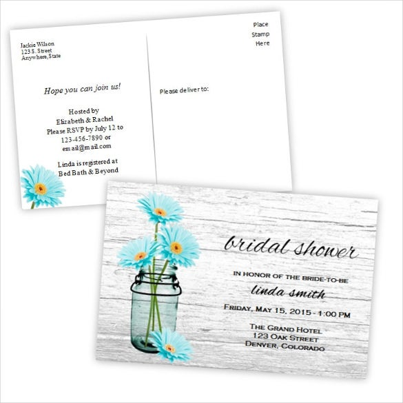 24 4 6 Postcard Templates Free Sample Example Format Download – Free Postcard Template Download
