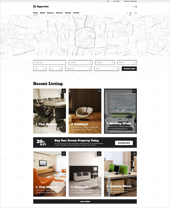 news magazine directory psd theme
