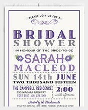 Lavendar-Purple-Bridal-Shower-Invitation-Postcard-PSD-Printable