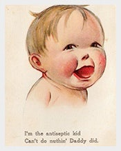 Early-Vintage-Kid-Children-Postcard
