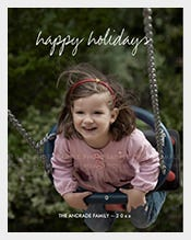 Happy-Holidays-Christmas-Photo-Holiday-Custom-kids-Postcard