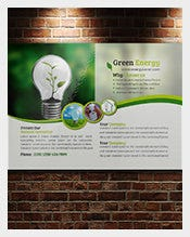 Green-Energy-Postcard
