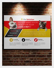 Pet-Care-Postcard-mailing-template