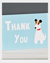 Animated-Dog-Thank-You-Postcard