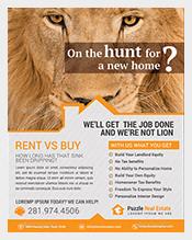 Creative-Real-Estate-Agent-Postcard-template