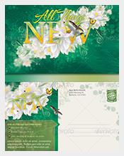 Creative-All-Things-New-Church-Postcard-