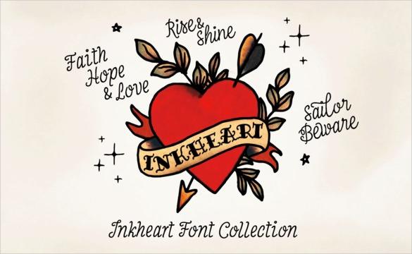 Inkheart font