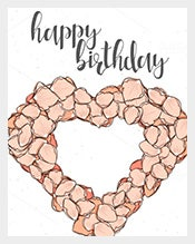 Happy-Birthday-Roses-Postcard