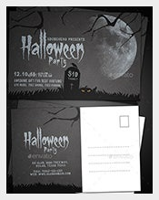 Halloween-Event-Postcard