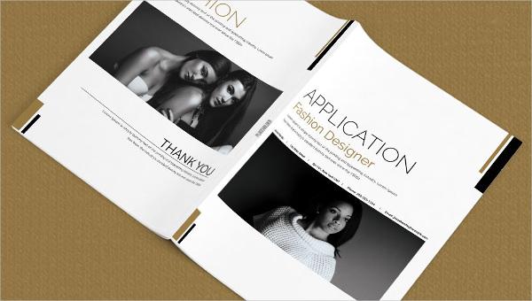 fashion_application template
