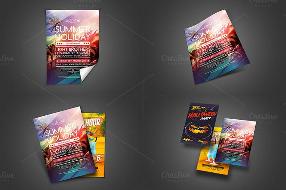 new style postcards designs