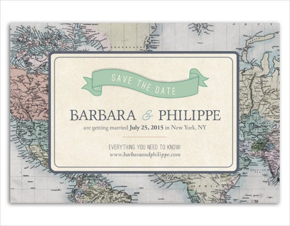 rustic addressing wedding invitation template